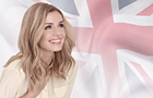 Katherine Jenkins UK London 2016