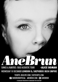Ane Brun - Songs & Rarities: Solo Acoustic Tour