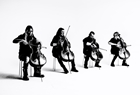 Apocalyptica Plays 'Metallica By Four Cellos' UK Tour 2018