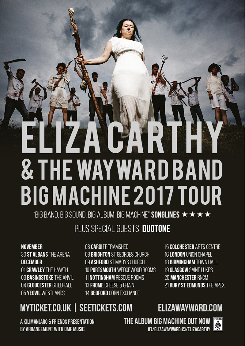 Eliza Carthy Tour