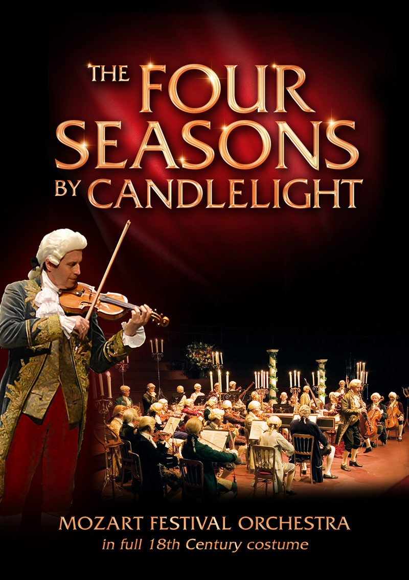 The Four Seasons by Candelight UK Tour 2015
