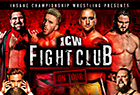 ICW Insane Championship Wrestling UK London 2017 show
