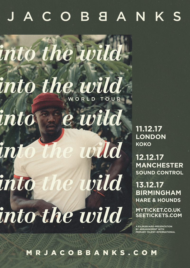 Jacob Banks tour
