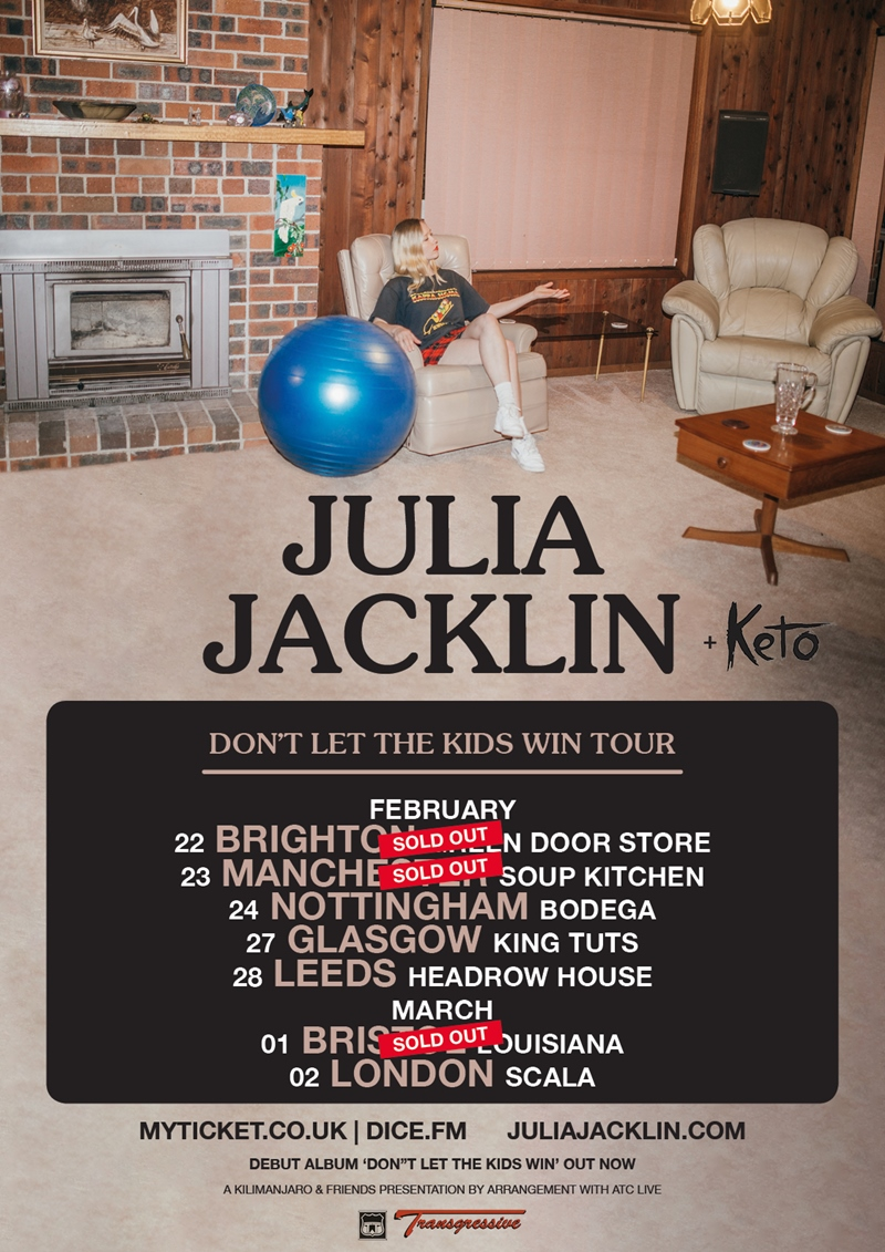 Julia Jacklin UK Tour 2017