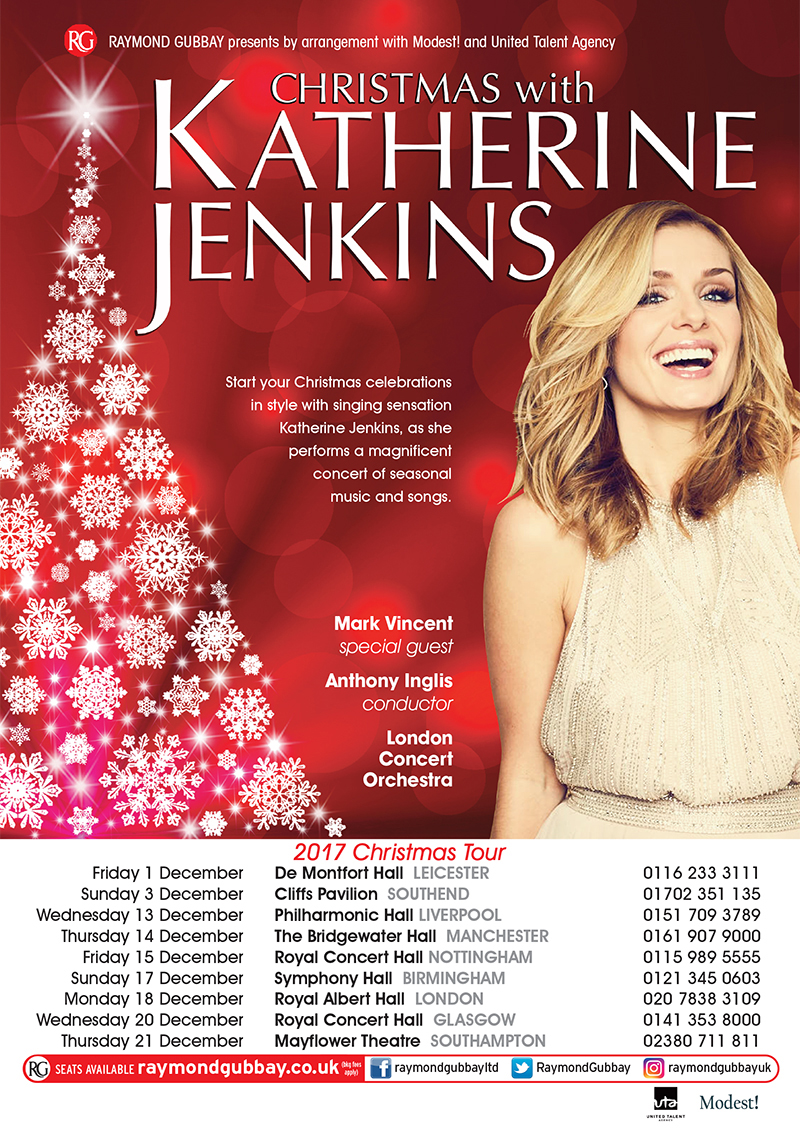 Christmas with Katherine Jenkins