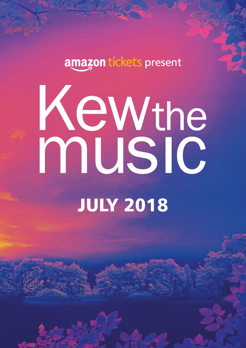 Kew the Music 2018 UK London concert series