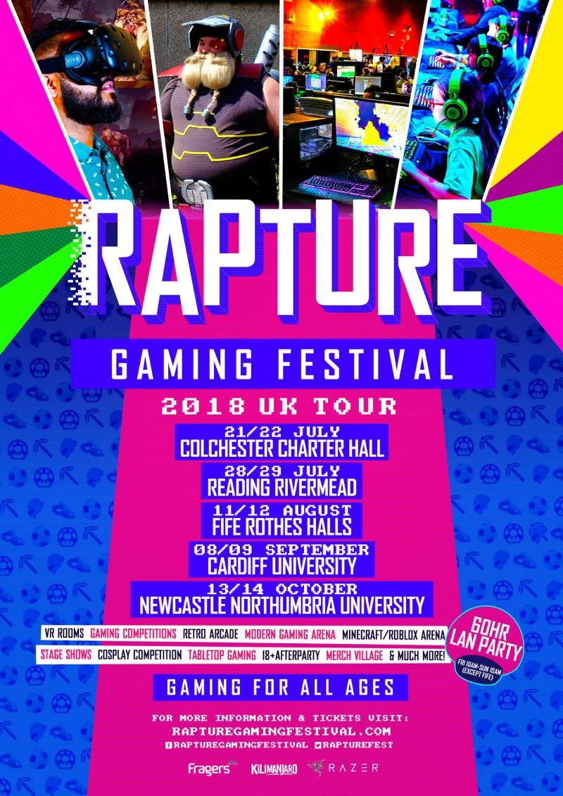 Rapture Latest Poster 270318