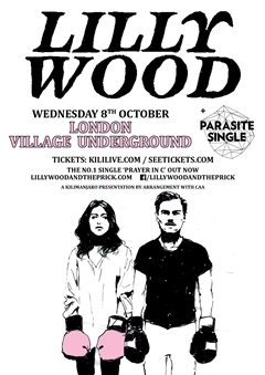 LILLY WOOD UK Tour 2014