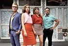 Lake Street Dive UK London 2016 show