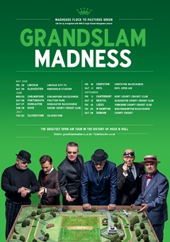 Madness UK Tour 2015