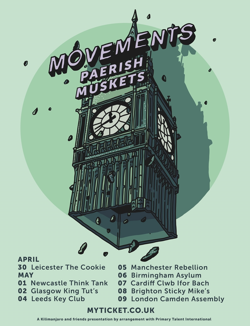 Movements UK Tour 2018