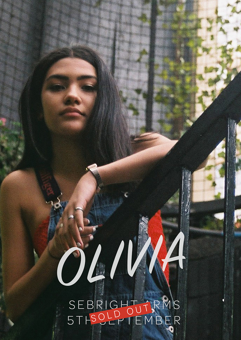 Olivia 2017 Sold Out