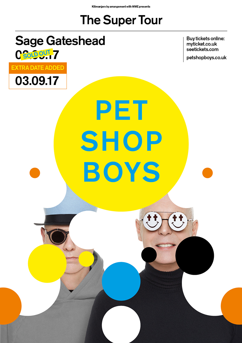 Pet Shop Boys 2 shows