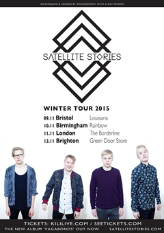 Satellite Stories UK Tour 2015