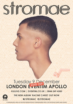 Stromae UK Tour 2014
