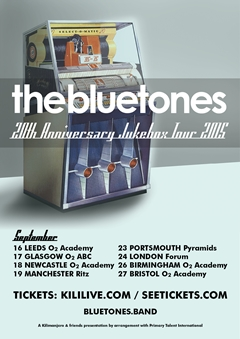 The Bluetones UK Tour 2015