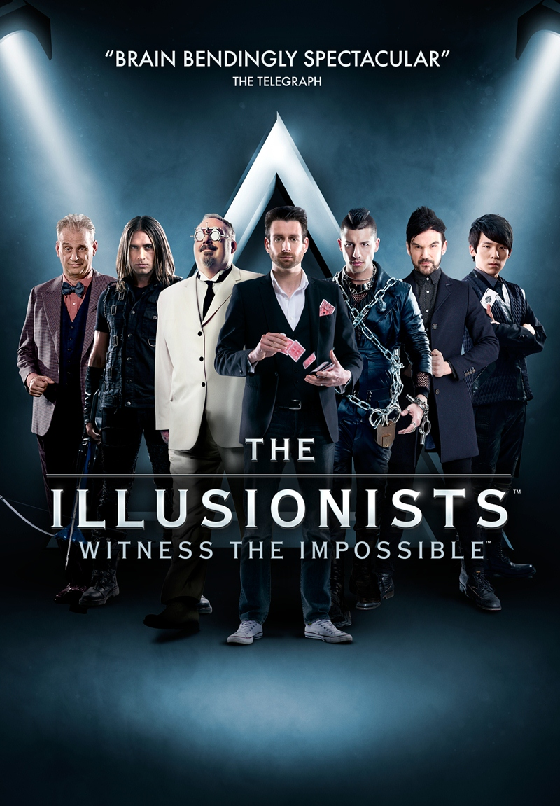 The Illusionists London UK 2015 - 2016