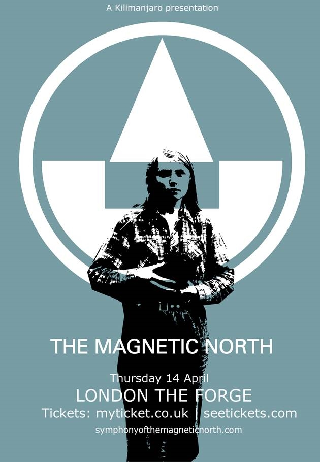 The Magnetic North UK London 2016 show