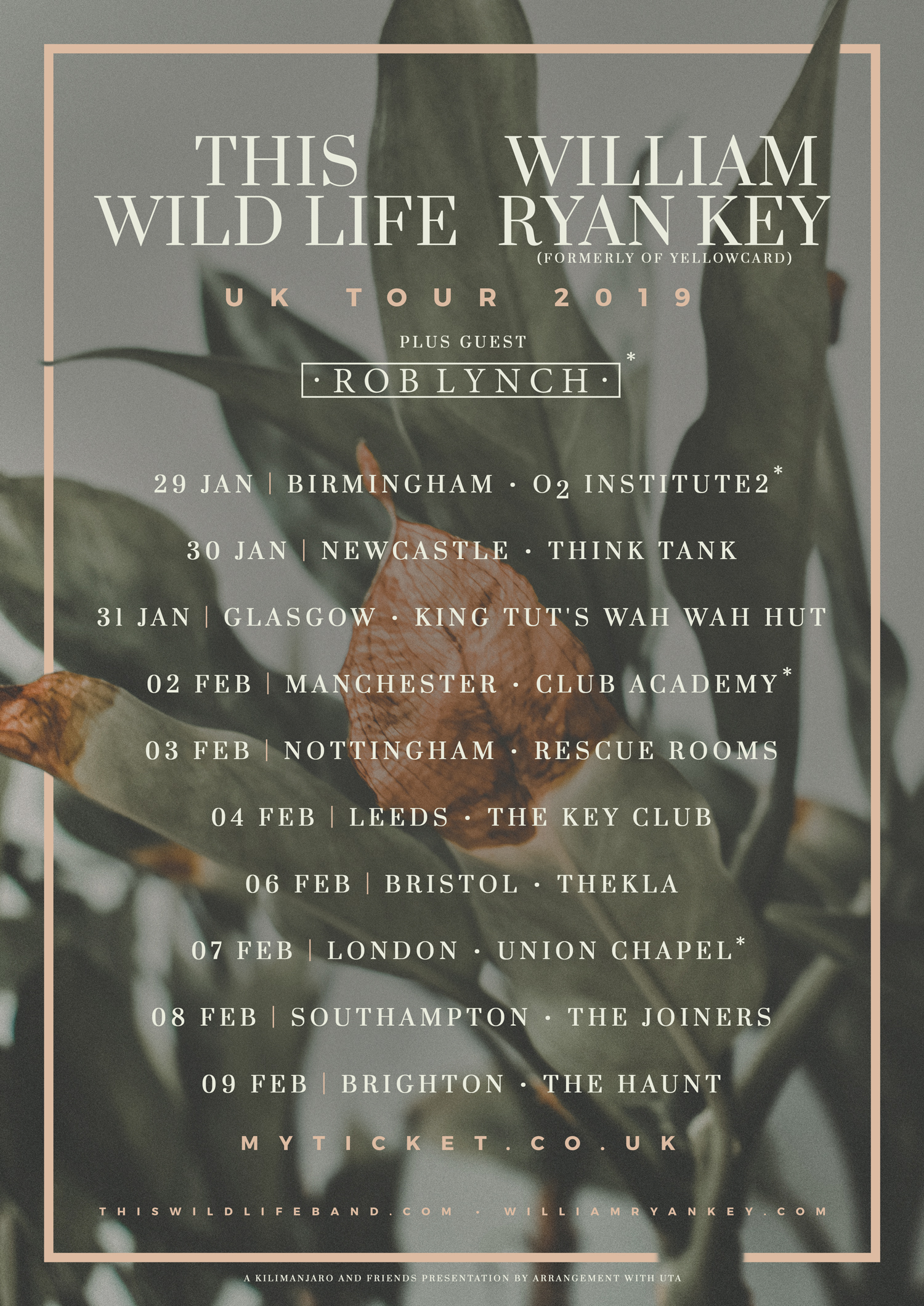 This Wild Life / William Ryan Key