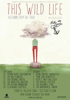 This Wild Life UK Tour 2014