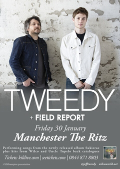 Tweedy UK Tour 2015