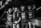 Voivod UK Tour 2015