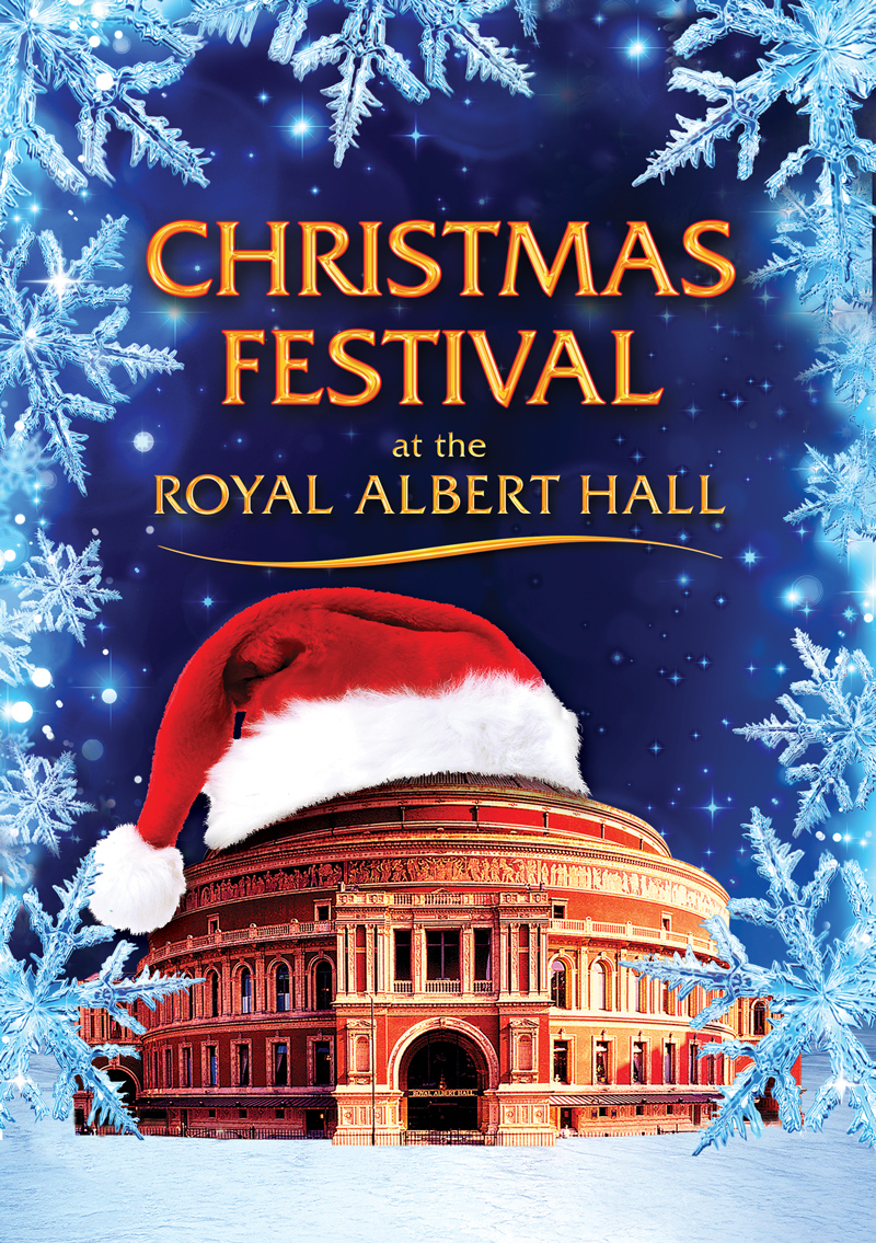 Royal Albert Hall Christmas Festival UK 2015 London