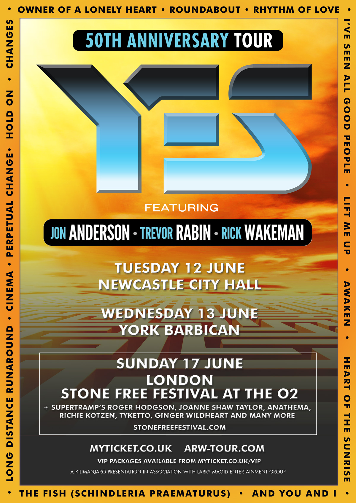 YES ft. Anderson, Rabin, Wakeman