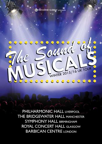 The Sound of Musicals UK Tour 2015