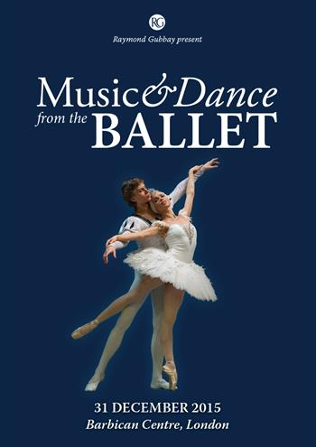 Music & Dance from the Ballet UK London 2015