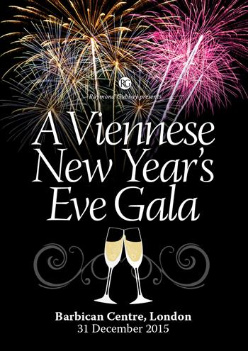 Viennese New Year's Eve Gala UK London 2015