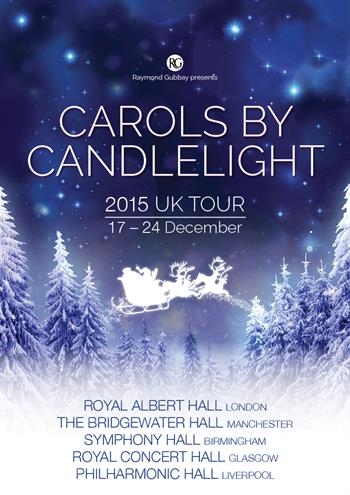 Carols by Candlelight UK Tour 2015