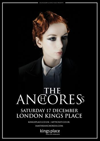 The Anchoress UK London show 2016