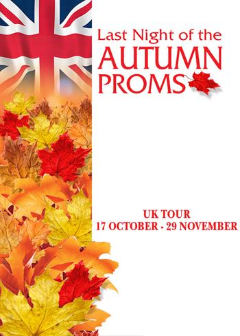 Last Night of the Autumn Proms UK 2015