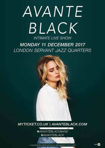 Avante Black UK London 2017 show