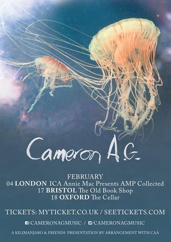 Cameron AG UK Tour 2016
