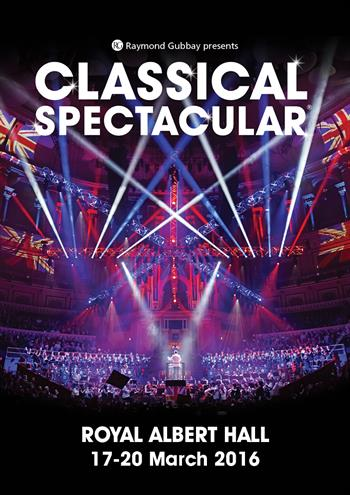 Classical Spectacular UK London 2016