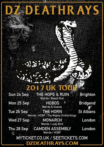 DZ Tour with Supports