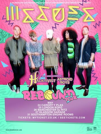 Issues UK Tour 2016