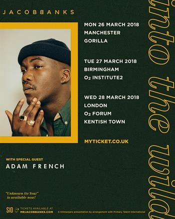 Jacob Banks + Adam French