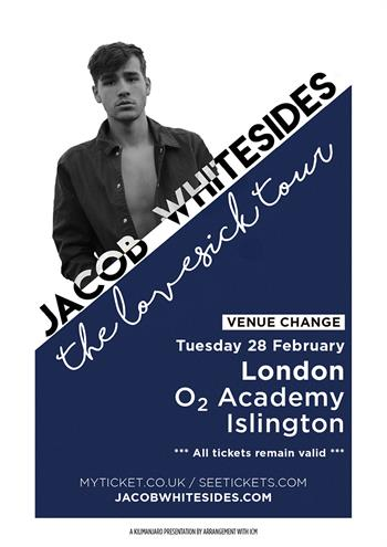 Jacob Whitesides London