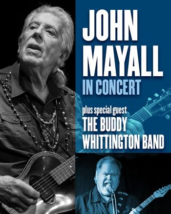 John Mayall UK Tour 2017