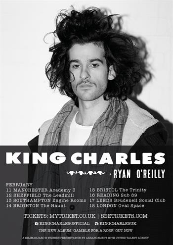 King Charles UK Tour 2016