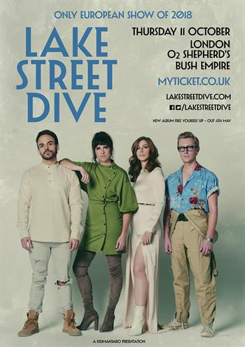 Lake Street Dive London