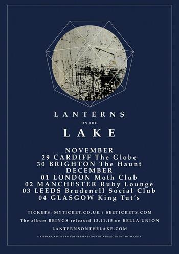 Lanterns on the Lake UK Tour 2015