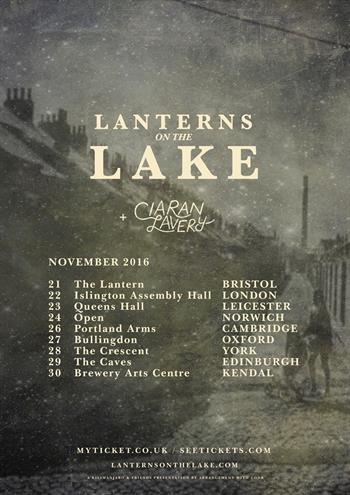 Lanterns on the Lake UK Tour 2016