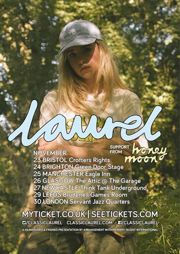Laurel UK Tour 2016