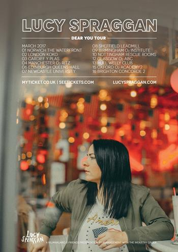 Lucy Spraggan UK Tour 2017
