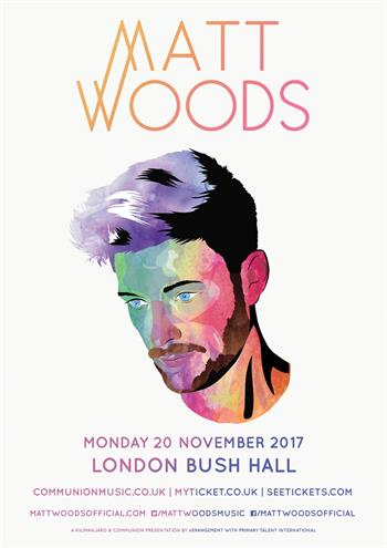 Matt Woods UK London 2017 show