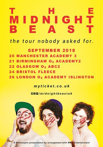 The Midnight Beast 2018